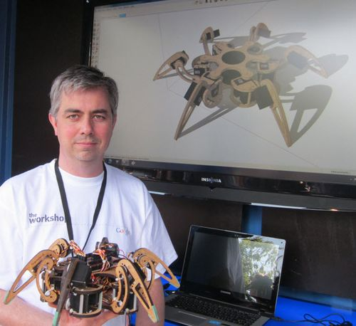 5-23-2011 john bacus skipr maker faire