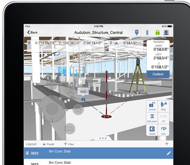 Bim360 layout app 2