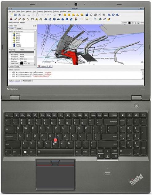 Lenovo-w550s