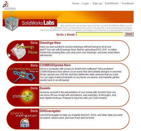 The CAD Insider - SolidWorks Labs Introduced